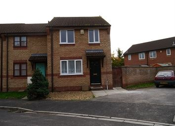 Thumbnail 3 bed end terrace house to rent in Japonica Close, Bridgwater