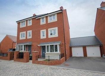 Thumbnail 4 bed semi-detached house for sale in Sunflower Road, Lyde Green, Bristol