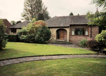 Thumbnail 2 bed bungalow for sale in Uttoxeter Road Blythe Bridge, Stoke-On-Trent
