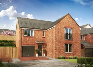 "Thumbnail 4 bed detached house for sale in ""The Lismore"" at The Wisp, Edinburgh"
