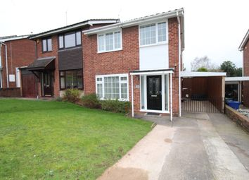3 bed semi-detached house for sale in Upfield Way, Rugeley WS15