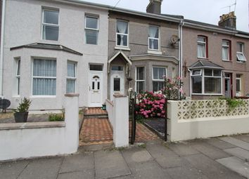 Thumbnail 2 bed terraced house for sale in Buller Road, Torpoint