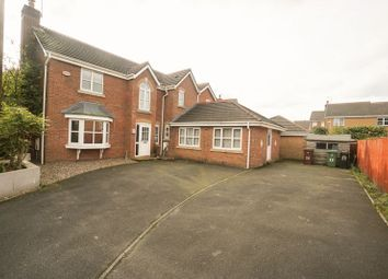 Thumbnail 5 bedroom detached house for sale in Angelbank, Horwich, Bolton
