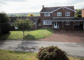 Thumbnail 4 bed detached house for sale in Shepherds Fold, Stafford