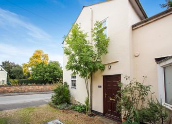 Thumbnail 1 bed end terrace house for sale in Hilary Lodge, High Street, Brampton, Huntingdon