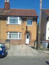 Thumbnail 3 bed property to rent in Gainsborough Road, Wallasey
