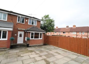 Thumbnail 2 bed end terrace house for sale in Marford Close, Manchester