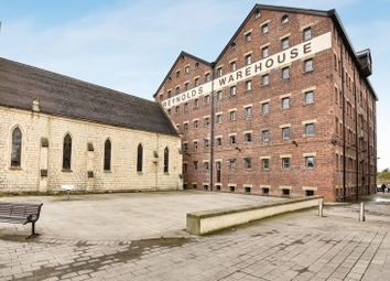 Thumbnail 3 bed flat for sale in The Docks, Gloucester