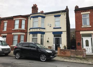 Thumbnail 4 bed end terrace house for sale in Hooton Road, Liverpool