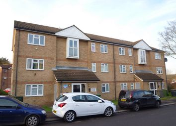 Thumbnail 2 bedroom flat to rent in Quilter Close, Leagrave