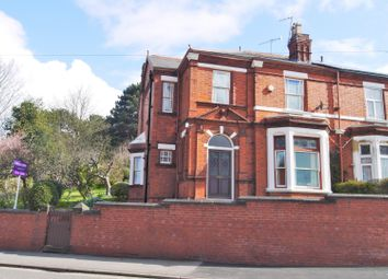 Thumbnail 4 bed semi-detached house for sale in Spital Lane, Spital, Chesterfield