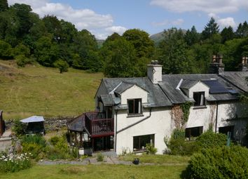 Thumbnail 3 bed end terrace house for sale in Gilbert Scar Cottage, Under Loughrigg, Ambleside