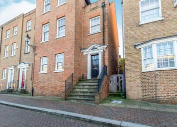 Thumbnail 5 bed terraced house for sale in St. Margarets Banks, High Street, Rochester, Kent
