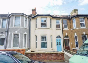Cranbrook Road, St. Leonards-On-Sea, East Sussex TN37. 3 bed terraced house for sale
