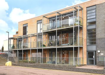 Thumbnail 1 bed flat for sale in Hunsdon Court, Goddard Drive, Bushey