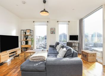 Thumbnail 1 bed flat for sale in 2 Telcon Way, London