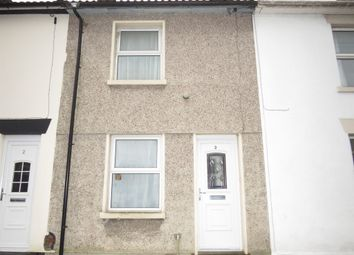 Thumbnail 2 bedroom terraced house for sale in King William Street, Swindon