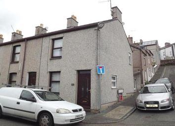 Thumbnail 2 bed terraced house to rent in William Street, Caernarfon