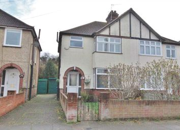 Thumbnail 3 bed semi-detached house for sale in Eustace Road, Ipswich