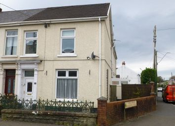 Thumbnail 4 bed semi-detached house for sale in Union Street, Ammanford, Carmarthenshire.