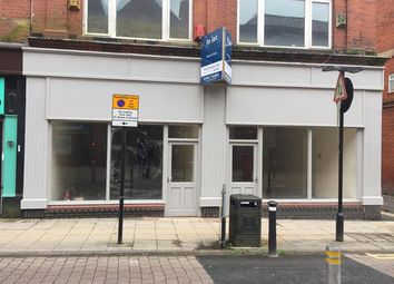 Thumbnail Retail premises to let in 62A Market Street, Wigan