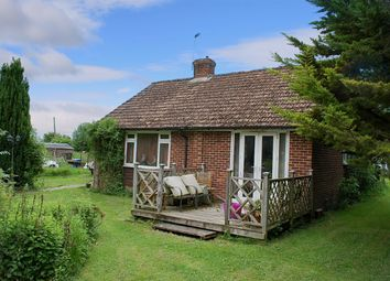 Thumbnail 2 bed bungalow for sale in Craydown Lane, Over Wallop, Stockbridge