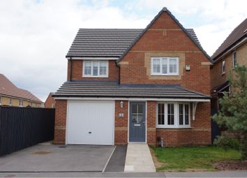 Thumbnail 3 bed detached house for sale in Brownlee Close, Rotherham