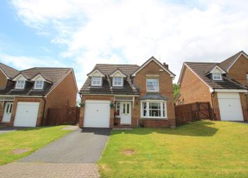 Thumbnail 4 bed detached house for sale in Glenarklet Crescent, Paisley