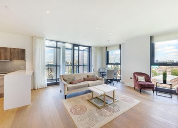Thumbnail 3 bed flat to rent in Foundry House, Battersea Exchange, London