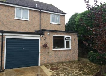 Thumbnail 3 bed end terrace house for sale in Freeland, Oxfordshire