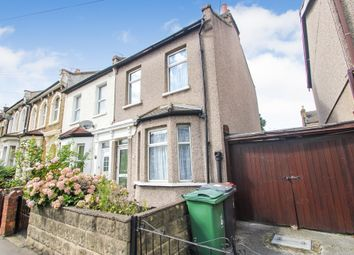 Thumbnail 3 bedroom end terrace house for sale in Harvey Road, Leytonstone, London