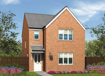 Thumbnail 3 bedroom semi-detached house for sale in Plot 40 Hatfield, New Horizons, Yaxley, Peterborough