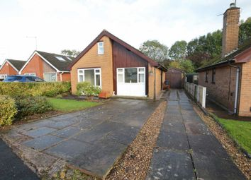 Thumbnail 2 bed detached bungalow for sale in Long Valley Road, Gillow Heath, Biddulph