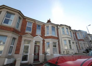 Thumbnail 4 bed terraced house to rent in Lipson Road, Lipson, Plymouth