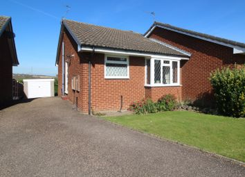 Thumbnail 2 bed semi-detached bungalow for sale in The Links, Featherstone, Pontefract