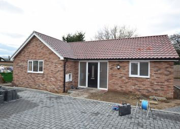 Thumbnail 2 bed detached bungalow for sale in Off Grundisburgh Road, Woodbridge