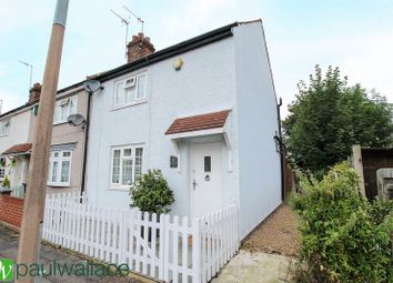 Thumbnail 2 bed end terrace house for sale in Dewhurst Road, Cheshunt, Waltham Cross