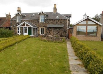 Thumbnail 2 bed semi-detached house to rent in Upper Largo, Leven