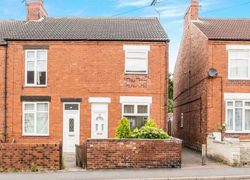Thumbnail 2 bed terraced house for sale in Charlesworth Street, Bolsover, Chesterfield