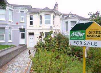 Thumbnail 1 bed flat for sale in Mutley, Plymouth, Devon