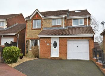 Thumbnail 4 bed detached house for sale in Lower Ridings, Plympton, Plymouth