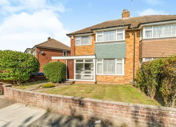 St. Francis Avenue, Gravesend, Kent, England DA12. 3 bed semi-detached house