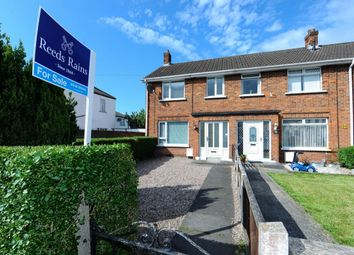 Thumbnail 3 bed terraced house for sale in Larkfield Road, Sydenham, Belfast