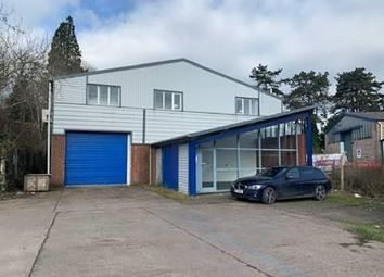Thumbnail Light industrial to let in Unit 7, Station Industrial Estate, Bromyard, Herefordshire