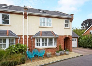 Thumbnail 4 bed semi-detached house for sale in Hidden Close, West Molesey, Surrey