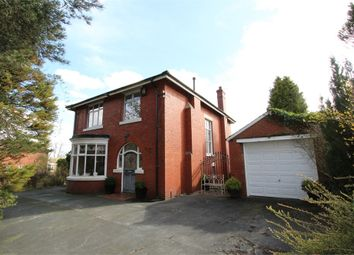 Thumbnail 4 bed detached house for sale in Bolton Road, Hawkshaw, Bury, Lancashire