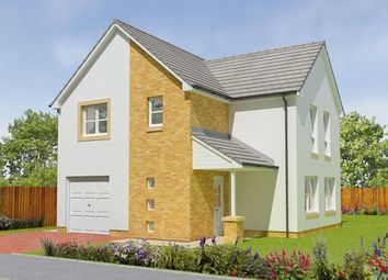Thumbnail 4 bed detached house for sale in Poplar Avenue, Bridge Of Earn