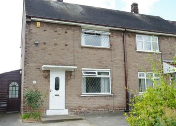 Thumbnail 2 bed semi-detached house for sale in Scott Way, Chapeltown, Sheffield, South Yorkshire