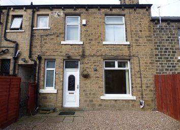 Thumbnail 2 bed terraced house to rent in Crosland Road, Crosland Moor, Huddersfield