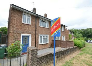 Thumbnail 3 bed semi-detached house for sale in Alders Avenue, Woodford Green